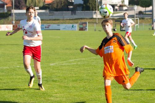 Meisterschaftsspiel U16 vs. Meggenhofen
