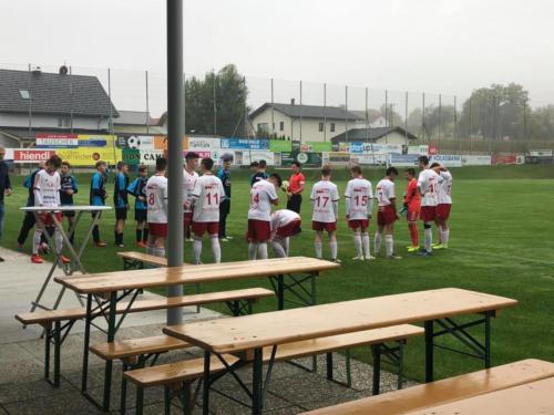 U16 - Derby vs. Kallham